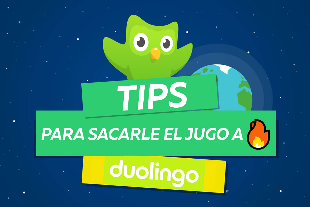tips duolingo para aprovechar al maximo