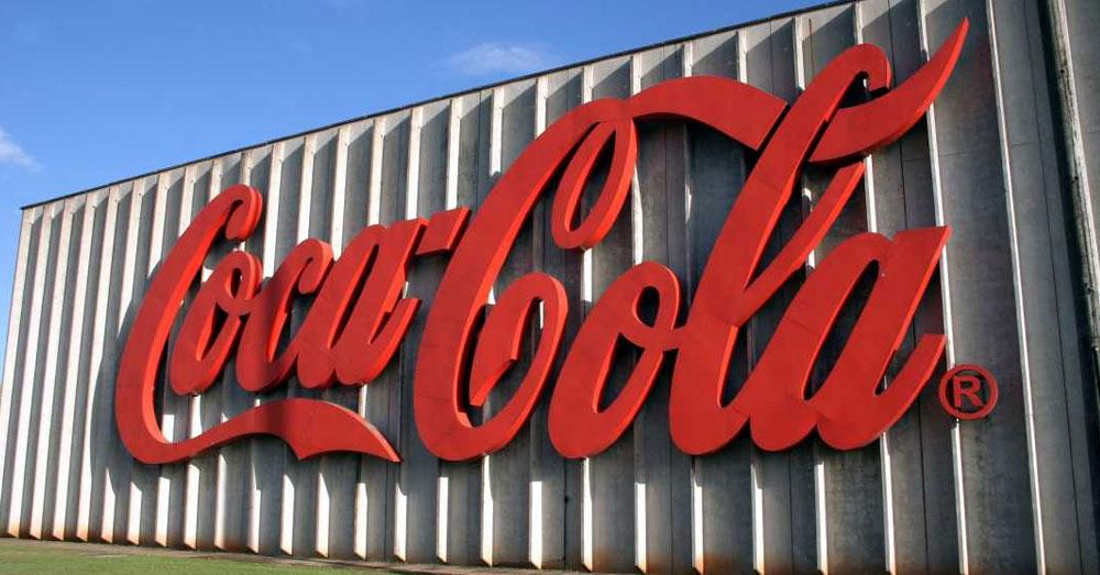 """coca cola la marca de """"cola"""" líder mundial"""
