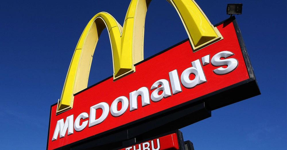 mac donalds la marca de la hamburguesa global